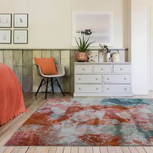 Amelie AM06 Sundown Abstract Rug by Asiatic