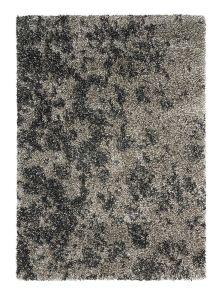 Nourison Amore AMOR4 Granite Shaggy Rug