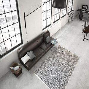 Aperitif 310 Grey Modern Rug by Kayoom