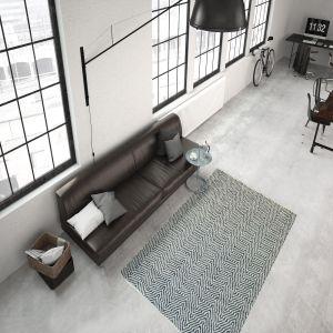 Aperitif 410 Grey Modern Rug by Kayoom