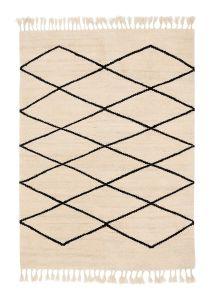Arabiska 063401 Moroccan Wool Rug by Brink & Campman