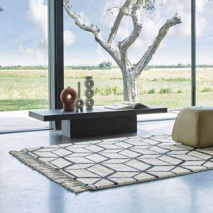 Arabiska Geometrisk 063301 Kilim Wool Rug by Brink & Campman