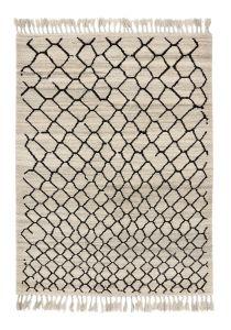 Arabiska Hexacon 063501 Moroccan Wool Rug by Brink & Campman