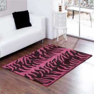 Aspire Tigre Choc Plum Rugs By Ultimate Rug 1