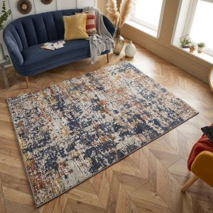 Astro 4153 X Multi Abstract Rug By Oriental Weavers