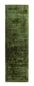 Blade Green Plain Runner by Asiatic
