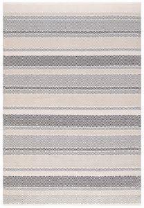 Boardwalk Grey Multi Rug by Asiatic