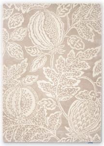 Cantaloupe 145204 Pebble Wool Rug by Sanderson
