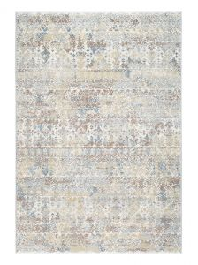 Canyon 052 - 0021 6616 Beige Striped Contemporary Rug by Mastercraft