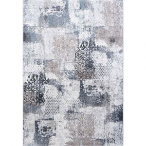 Canyon 052-00623626 Multi Contemporary Abstract Rug by Mastercraft