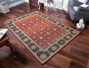 Carlucci 52X Polyester Rug By Oriental Weavers