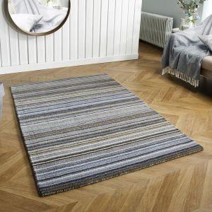Carter Grey Wool Rug by Oriental Weavers