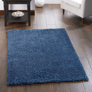 Chicago Dark Teal Polyester Runner by Origins
