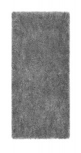 Chicago New Grey Polyester Runner By Origins