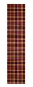 Cocktail Highland Red Runner by Flair Rugs