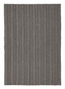 Cotswold Natural COTW03 Charcoal Rug by Concept Looms