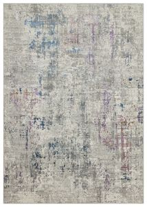 Dalia DAL03 Ivory Multicolour Abstract Rug by Concept Looms
