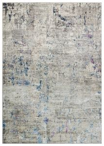 Dalia DAL04 Ivory Multicolour Abstract Rug by Concept Looms