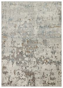 Dalia DAL13 Ivory Multicolour Abstract Rug by Concept Looms