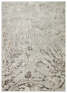 Dalia DAL14 Ivory Multicolour Abstract Rug by Concept Looms