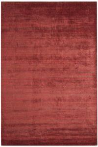 Darcy Auburn Striped Rug by Katherine Carnaby