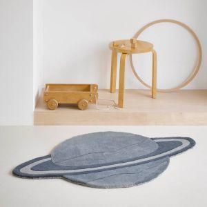 Decor Planet 141508 Grey Kids Rug by Brink & Campman