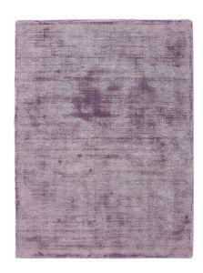 Delano Mauve Plain Rug by Origins
