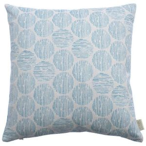 Dunes Reef Dotted Cushion by Claire Gaudion