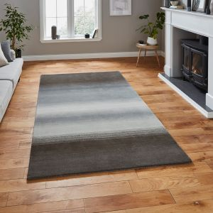 Elements EL2267 Grey Rug by Think Rugs