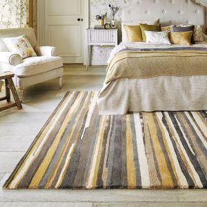 Elsdon 44006 Linden Hand Tufted Wool Rug by Sanderson
