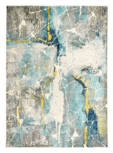 Elssa ELS10 Frost Abstract Rug by Concept Looms