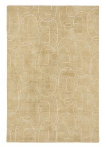 Epsilon 023806 Honey Wool Rug by Scion