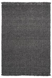 Eskil ESL 515 Anthracite Wool Rug by Obsession