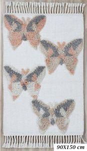 Fantasia Butterfly Wool Rug by Oriental Weavers