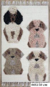 Fantasia Hound Wool Rug by Oriental Weavers