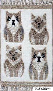 Fantasia Tabby Wool Rug by Oriental Weavers