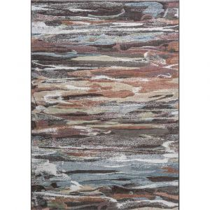 Galleria 063-07423230 Multi Contemporary Abstract Rug by Mastercraft
