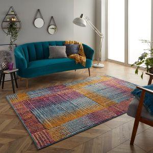 Gilbert 45 P Multi Abstract Rug by Oriental Weavers
