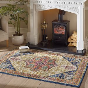 Grenada Amber Persian Rug by Origins