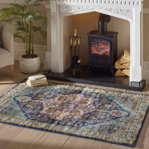Grenada Emerald Persian Rug by Origins