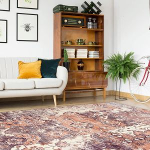 Indiana 400 Multi Terra Traditional Rug by Arte Espina