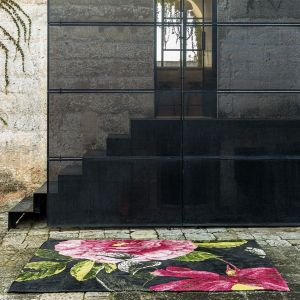 Interfloral 9051 Multi Designer Rug by Christian Fischbacher