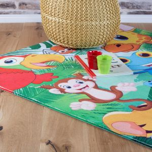 Juno JUN 471 Jungle Kids Rug by Obsession