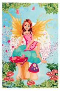 Juno JUN 475 Fairy Kids Rug by Obsession