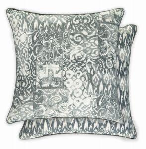 Keshia Slate WYC04715X Cushion by William Yeoward