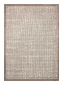 KI31 River Brook KI809 Grey/Ivory Wool Rug by Kathy Ireland
