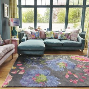 Kippen 18705 Hand Tufted Wool Rug by Bluebellgray