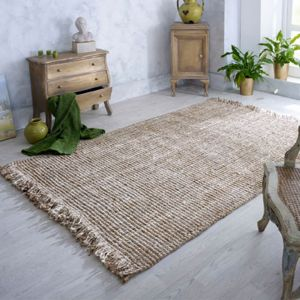 Lagos Gold Hand Woven Rug by Oriental Weavers