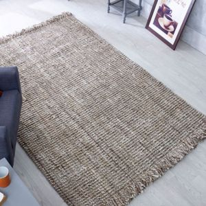 Lagos Grey Hand Woven Rug by Oriental Weavers