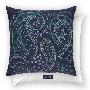 Lakhama Indigo WYC00156X Cushion by William Yeoward